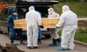 Koronawirus zabójczy dla branży pogrzebowej? Liczba pogrzebów spadła o 40%!