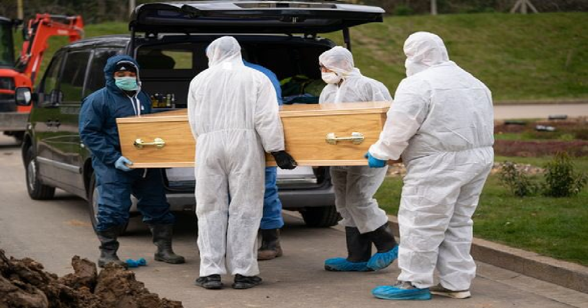 Koronawirus zabójczy dla branży pogrzebowej 0