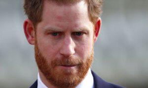 Pięciolatka poniżyła księcia Harry'ego. To było zapewne jego najgorsze spotkanie