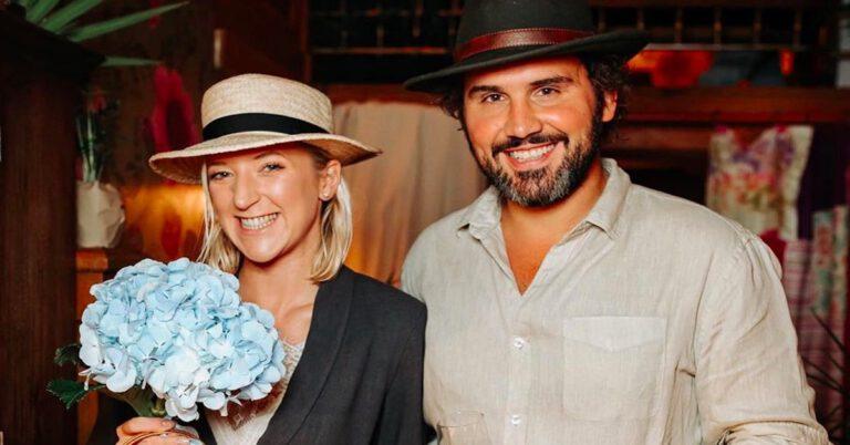 Lara Gessler jest w rzymskim małżeństwie