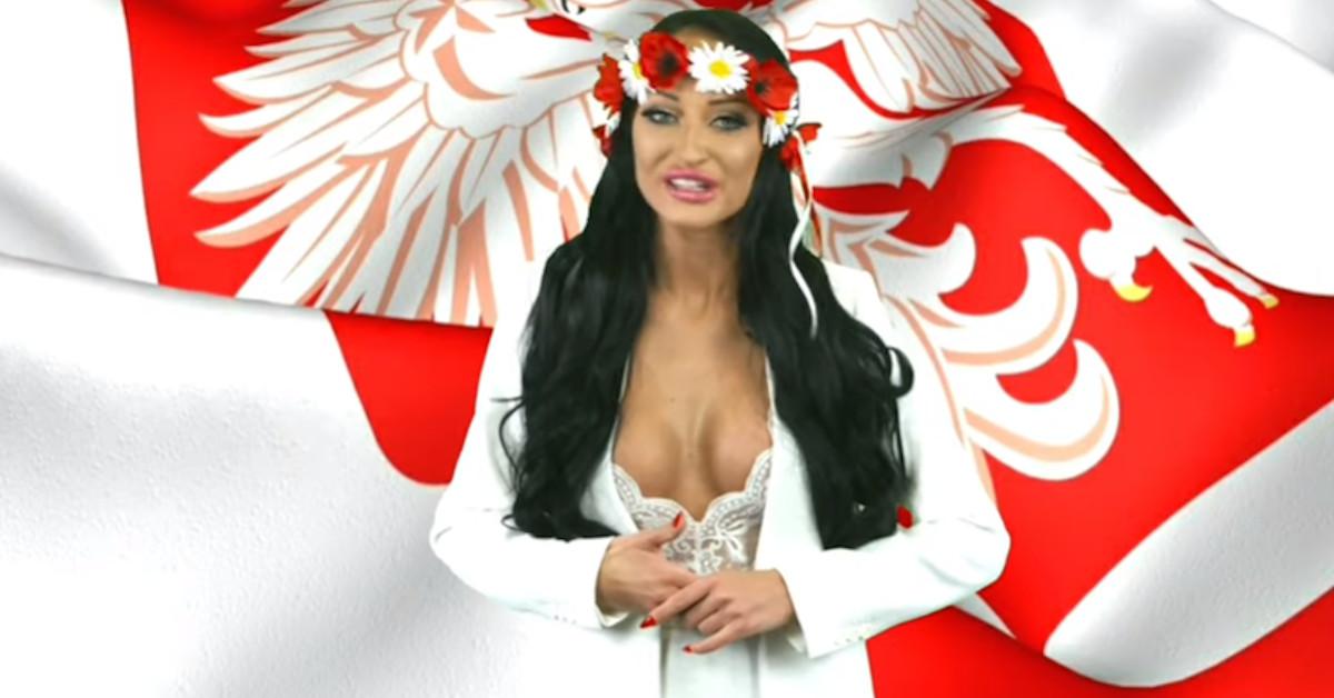 Małgorzata Godlewska 3 maja