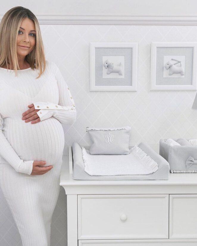 Małgorzata Rozenek już urodziła