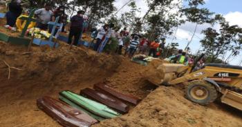 Masowe groby w Brazylii 0