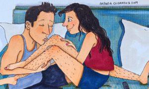 Na czym polega prawdziwa miłość? Przedstawiają to te niezwykłe ilustracje