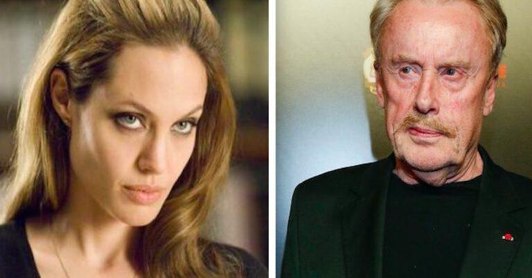 Olbrychski o Angelinie Jolie