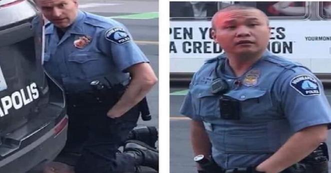 Policjant udusił człowieka 0