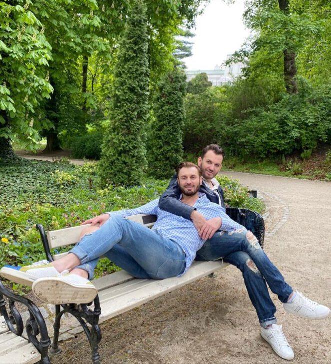 Rafał i Gabriel są małżeństwem
