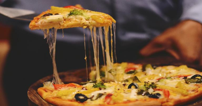Restaurator zamawiał pizzę sam dla siebie 0