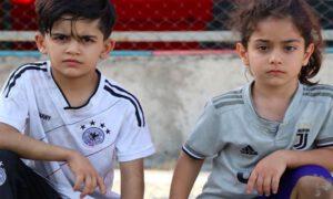 Umięśniony 6-latek podbija Internet. Chłopiec ma sylwetkę gwiazdy piłki nożnej