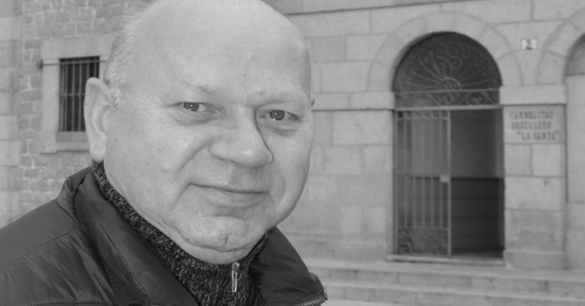Zmarł ks Grzegorz Jaskot