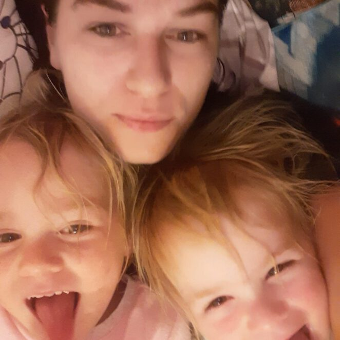 bliźniaczki zginęły w pożarze