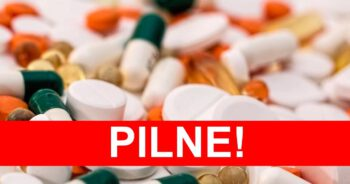 braki leków w aptekach