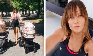 Córka Lewandowskiej wciąż jeździ w wózku! Wielu internautów jest zszokowanych