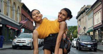 dwie siostry w jednym ciele