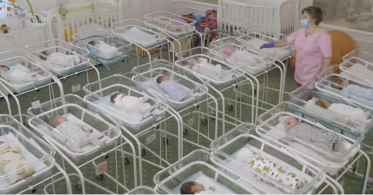 dzieci zamówione z Ukrainy