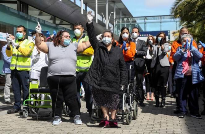 epidemia koronawirusa Hiszpania