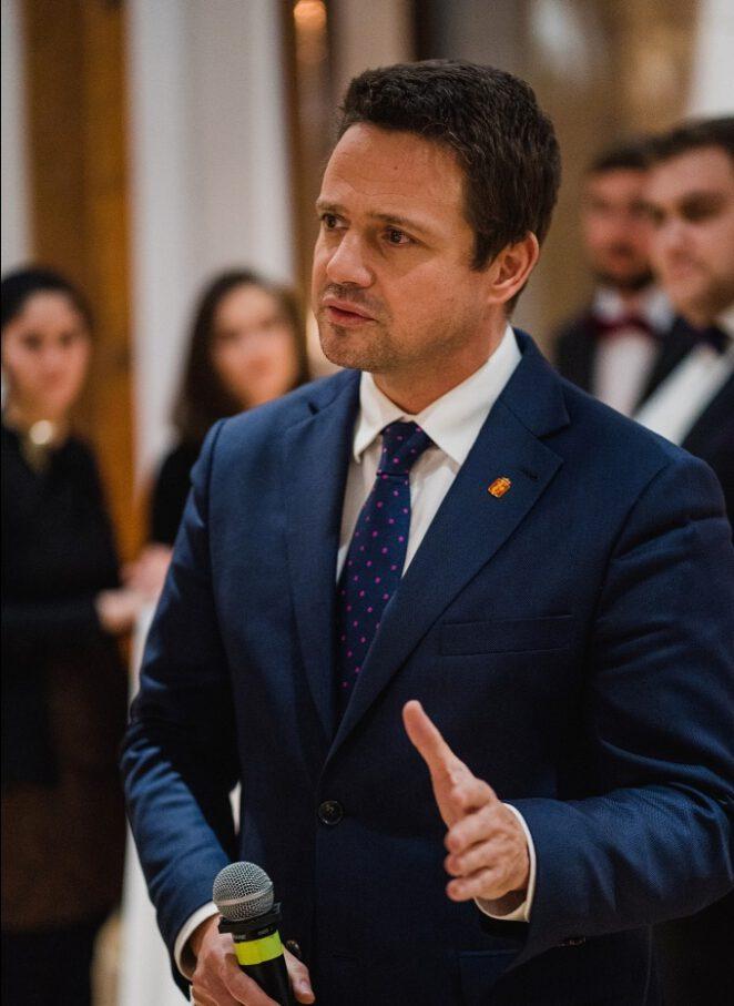 kampania prezydencka Rafała Trzaskowskiego 2