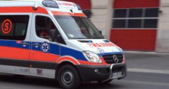 pięcioletnie bliźniaczki trafiły do szpitala