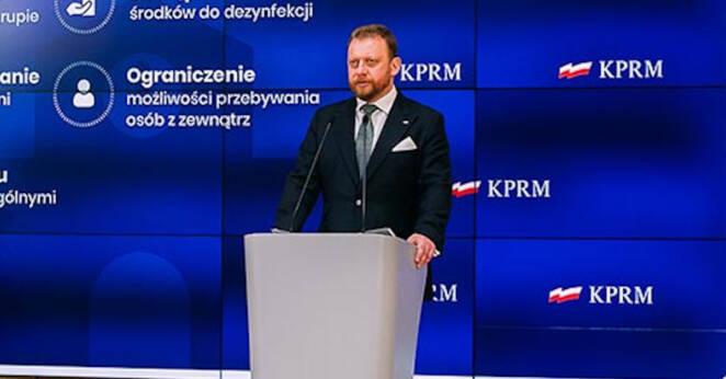 koronawirus w Polsce 2 maja 2