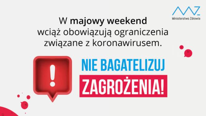 koronawirus w Polsce 2 maja