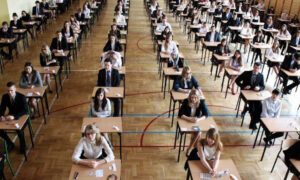 Matura 2020. Na tegorocznych egzaminach uczniów może pilnować… policja