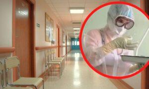 Pielęgniarka założyła kostium kąpielowy! Dostała naganę za nieodpowiedni strój