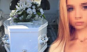 Ostatnie pożegnanie zamordowanej Kornelii. Ciszę w kościele przerywał płacz