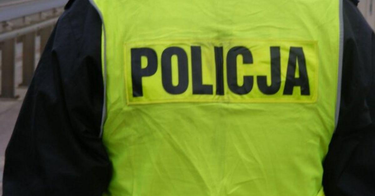 policjant postrzelił się w głowę