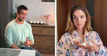 poród Oliwii ze Ślubu od pierwszego wejrzenia