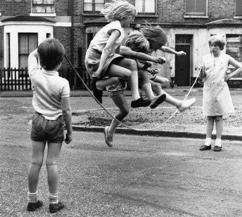 Zabawy z dzieciństwa