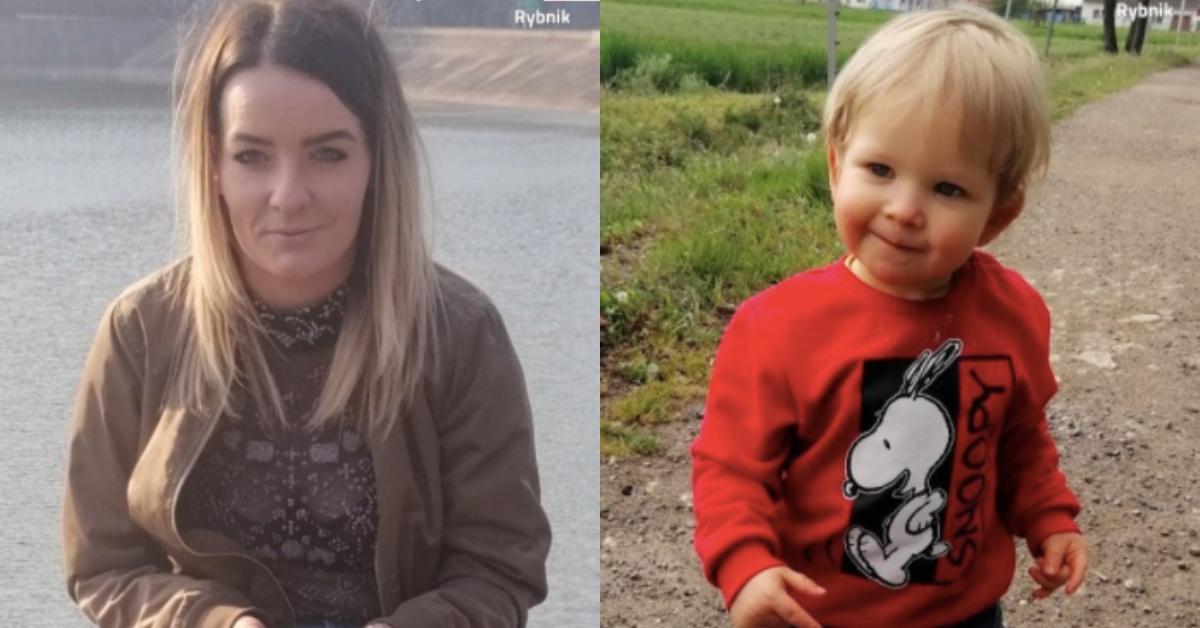 zaginęła kobieta z synkiem