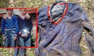 Zagadka zaginięcia nastolatków w Rewalu. Po 21 latach znaleziono sweter i kości