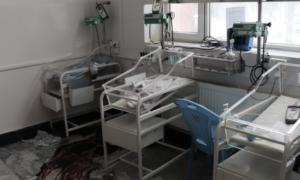 Zamach na szpital położniczy. Terroryści strzelali do noworodków i ich matek