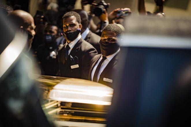 Śmierć Floyda