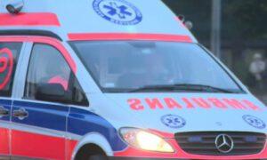2-latek wypadł z okna kamienicy w Rawiczu. Był pod opieką obojga rodziców