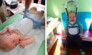 3-letni Julek z Łańcuta