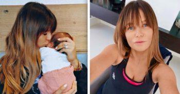 Anna Lewandowska o problemach po ciąży