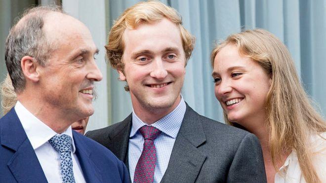 Belgijski książę zakażony koronawirusem