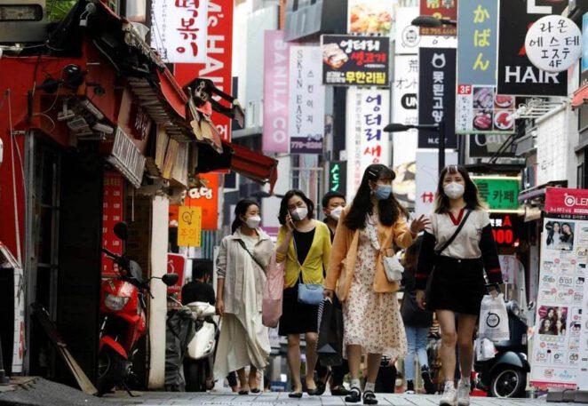 Druga fala epidemii w Korei