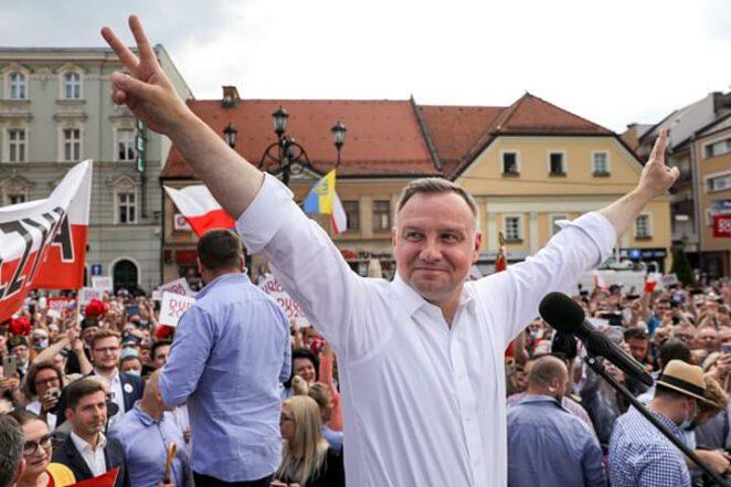 Jackowski zdradza wynik II tury wyborów