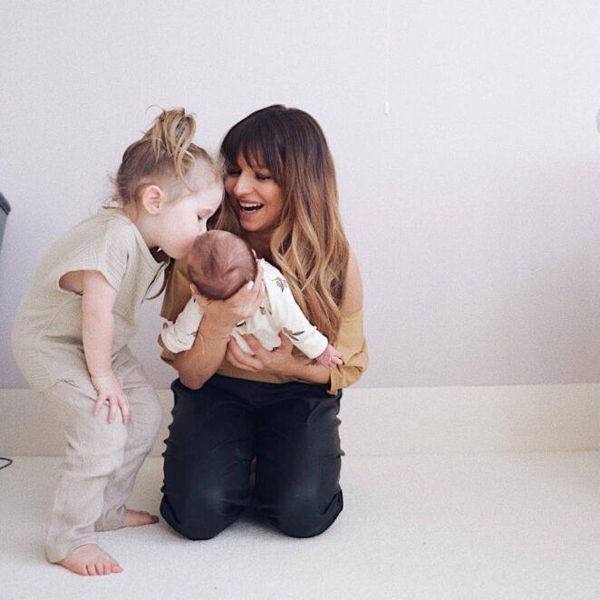 Lewandowska o problemach po ciąży