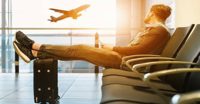 Zakaz lotów międzynarodowych 0