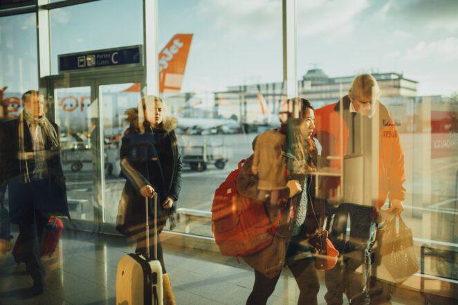 Zakaz lotów międzynarodowych