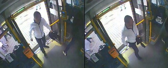 atak w autobusie na Śląsku 2