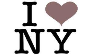 Autor znaku I love NY nie żyje! Dzięki temu projektowi zyskał ogromną fortunę
