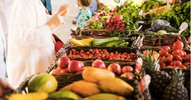 wysokie ceny owoców i warzyw