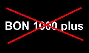 Bonów 1000 plus nie będzie? Polacy czują się zawiedzeni obiecywanym programem