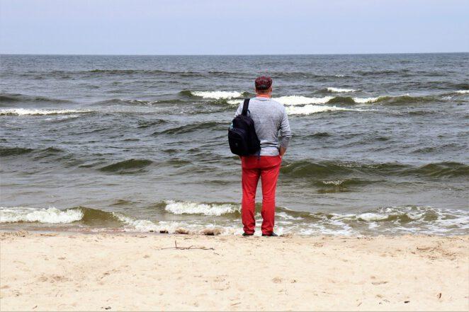 Izotopy promieniotwórcze w rejonie Bałtyku