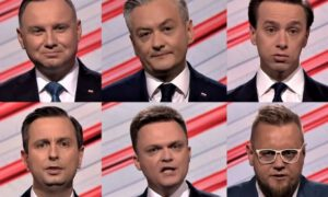 Kandydaci na prezydenta 2020