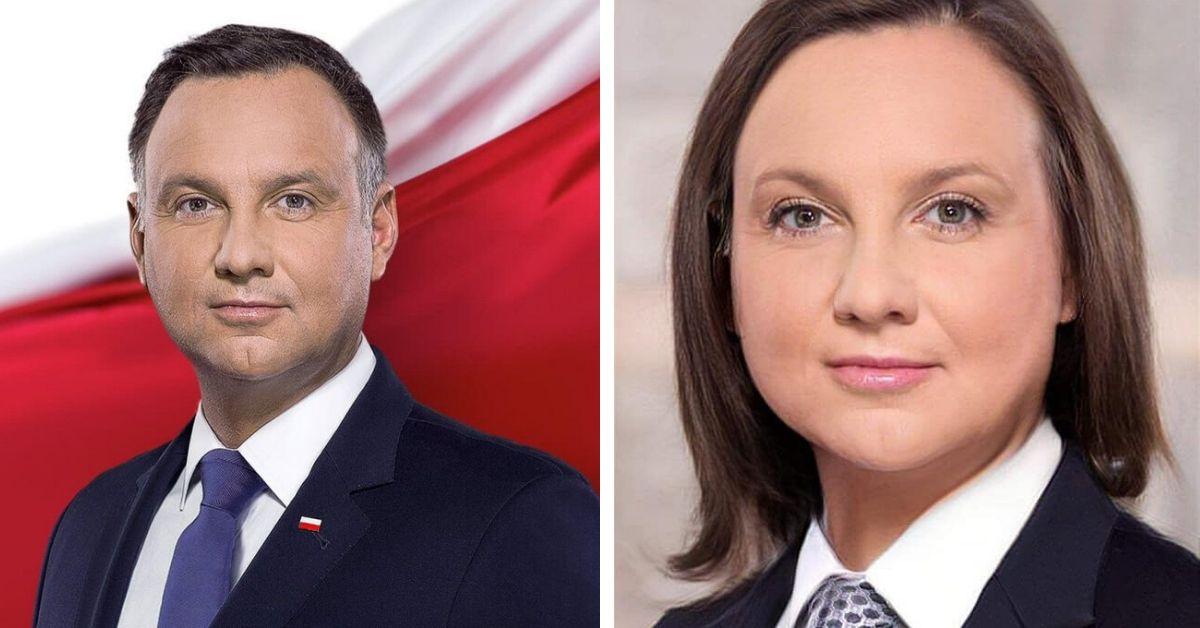 Kandydaci na prezydenta jako kobiety